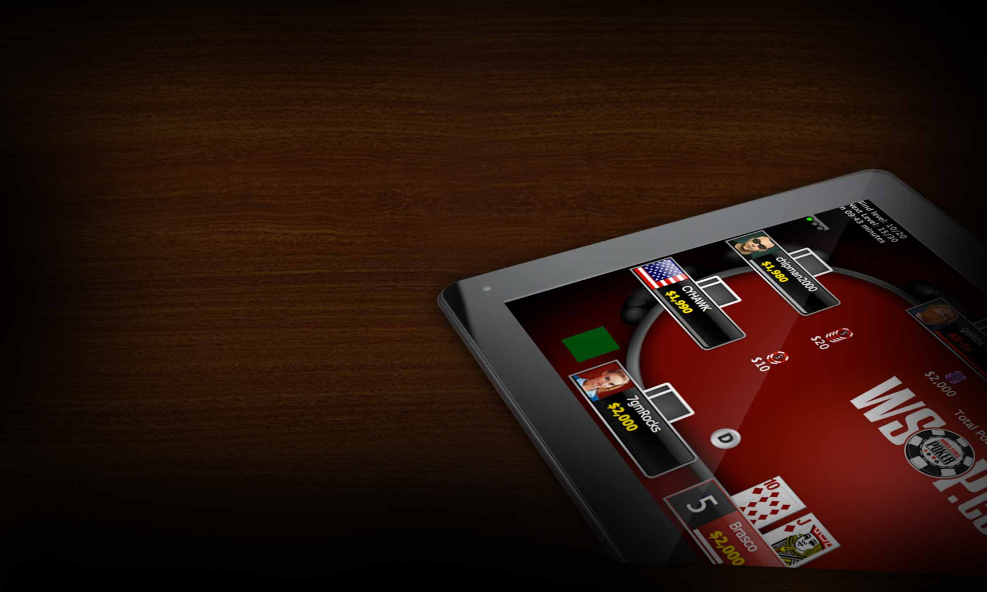 WSOP.com mobile poker